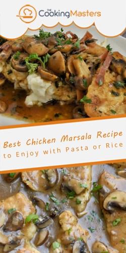 Best chicken marsala recipe