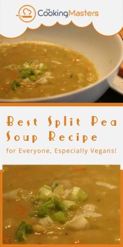 Best split pea soup recipe