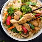 How to Make Chicken Stir Fry Easily