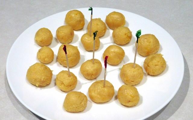 yema balls simple recipe