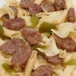 pasta italian sausage recipe