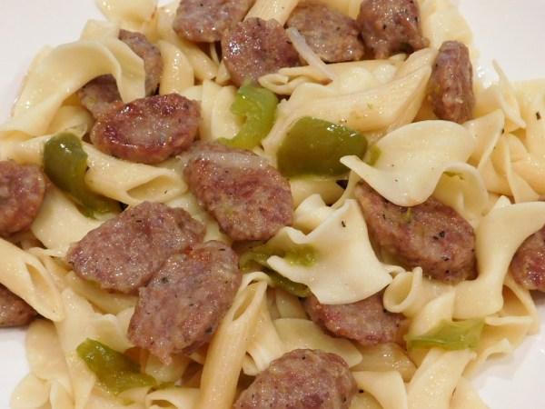 Italian Sausage With Pasta Recipe