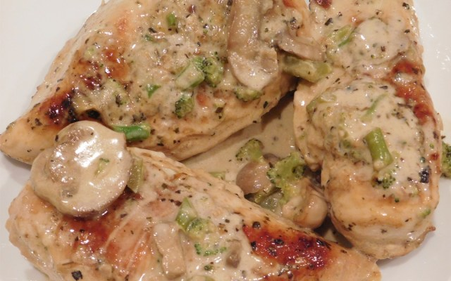 Creamy Parmesan Herb Chicken TN the cooking pinay