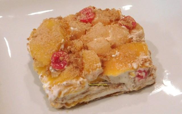 easy mango float cake recipe TCP1