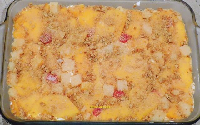 easy mango float cake recipe TCP2