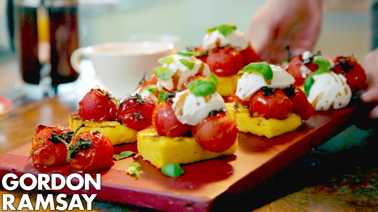 Cooking With Tomatoes | Gordon Ramsay
