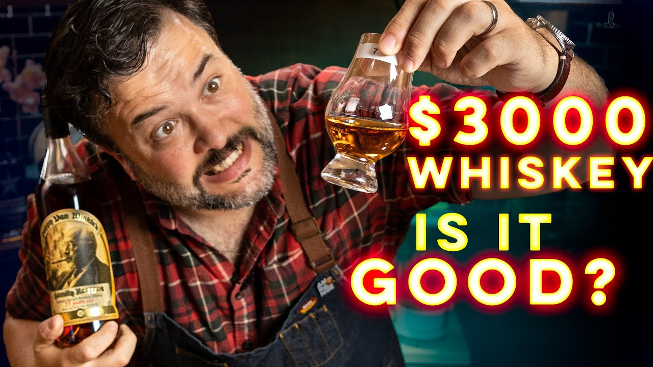 Is Pappy van Winkle worth the hype? | How to Drink