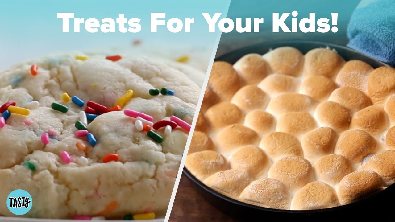 Recipes For Your Kid's Birthday Party