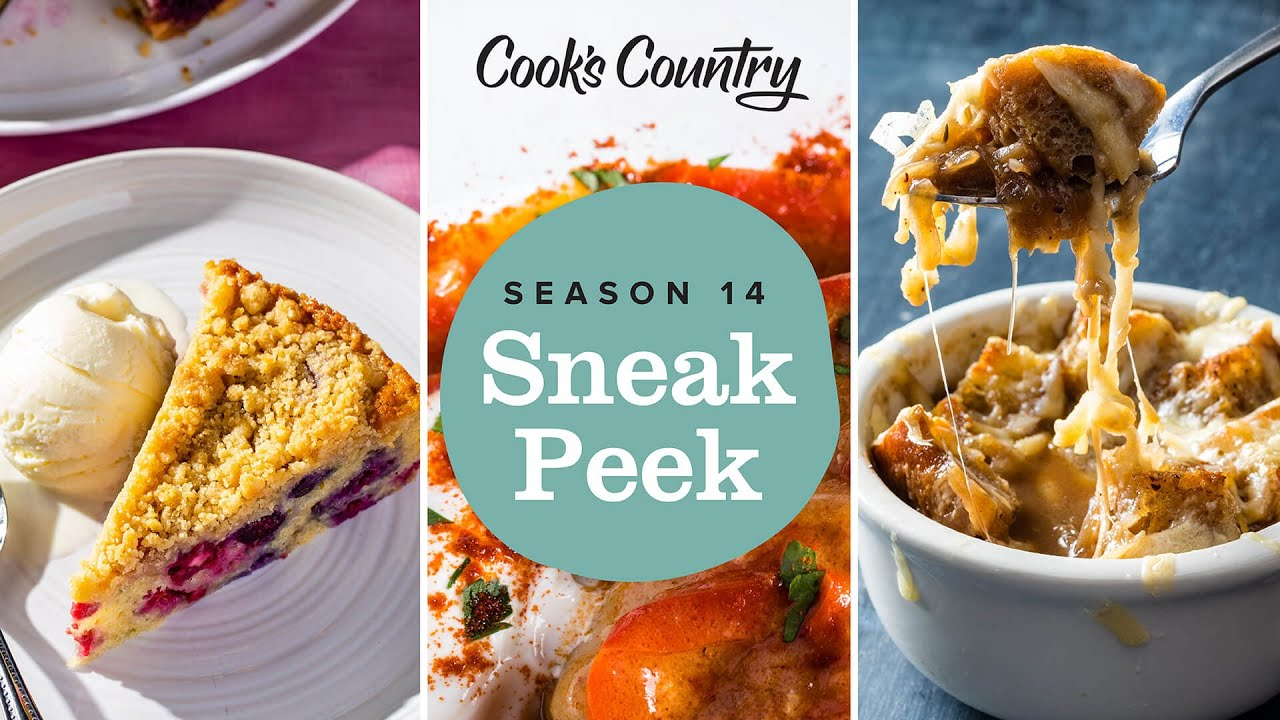 Special Preview of Cook's Country Season 14