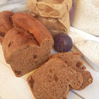 Fig & Walnut Whole grain Spelt Braid