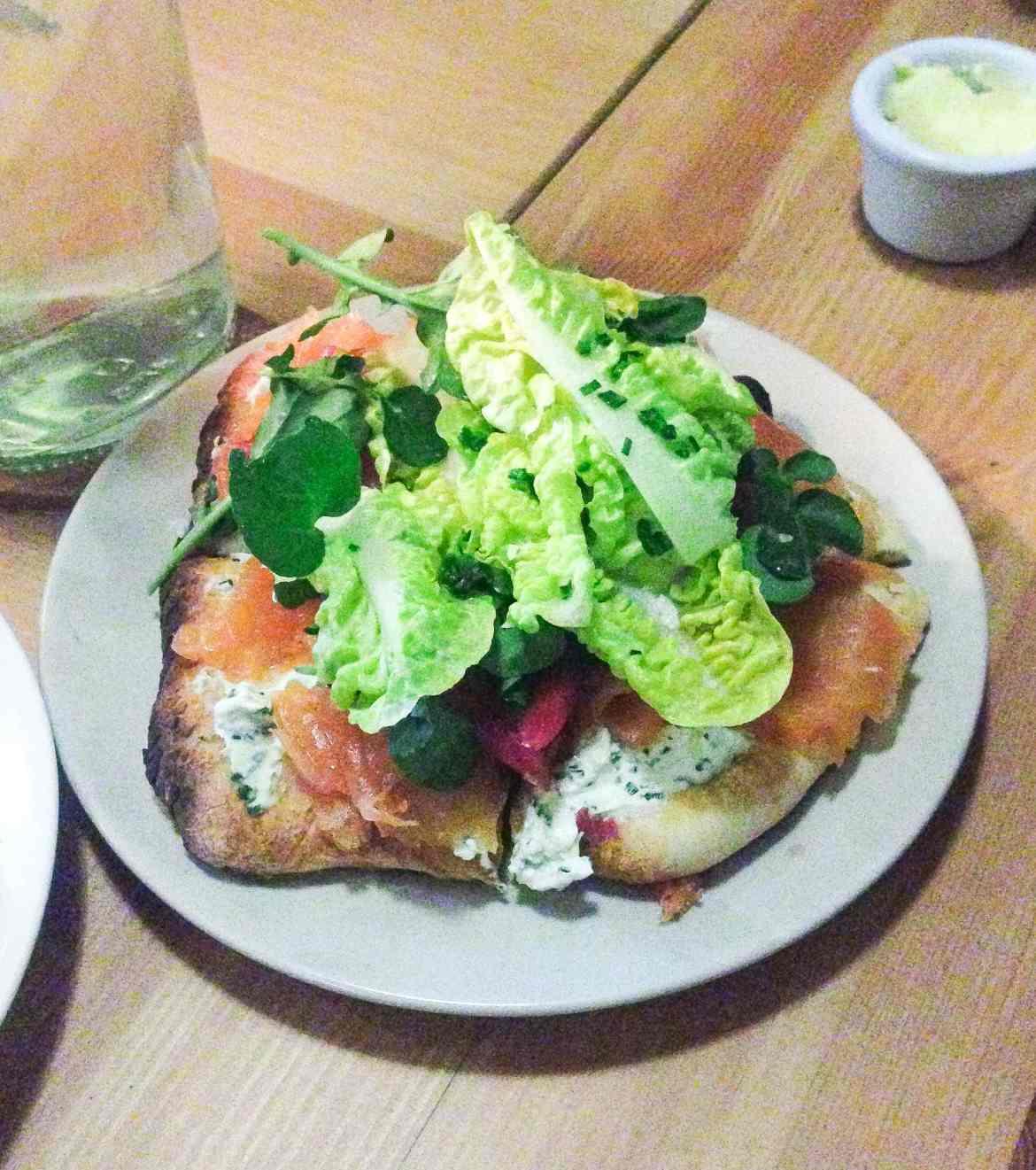 Noak Bakehouse & Brew Salmon