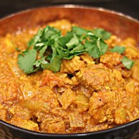 Simple Pork Curry
