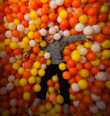 the COOP Ball Pit