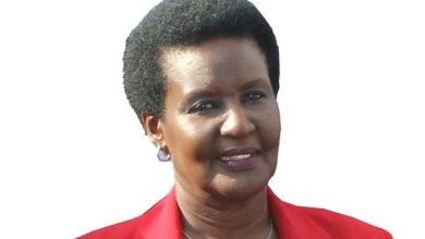 Amelia Kyambadde, the Ugandan minister of Trade, Industry and Cooperatives