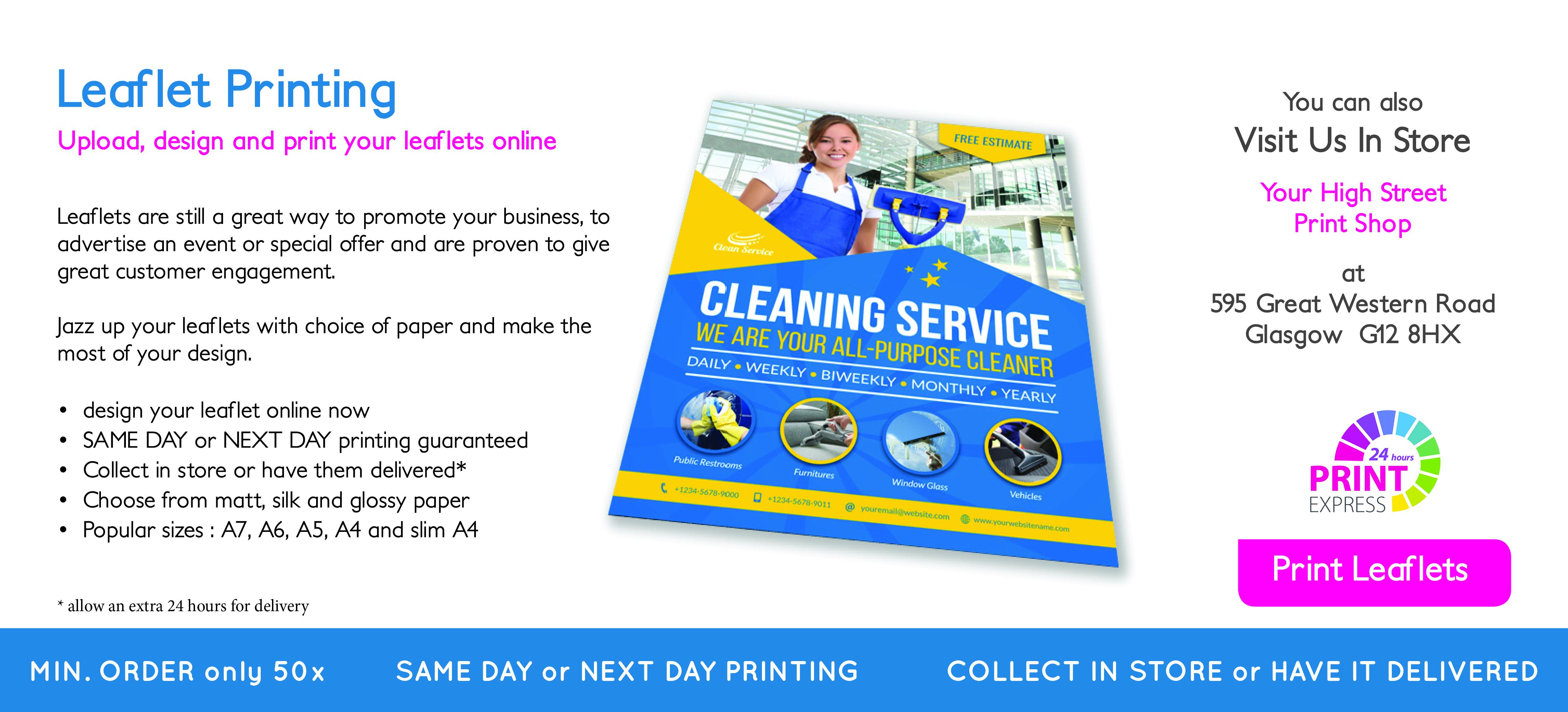 d3a639e892 Self-Service Copy   Print Shop - Glasgow - Same Day Printing