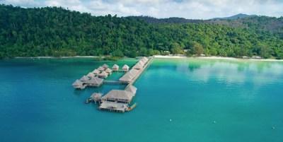 TELUNAS BEACH RESORT & PRIVATE ISLAND | Travel | The Coral ...