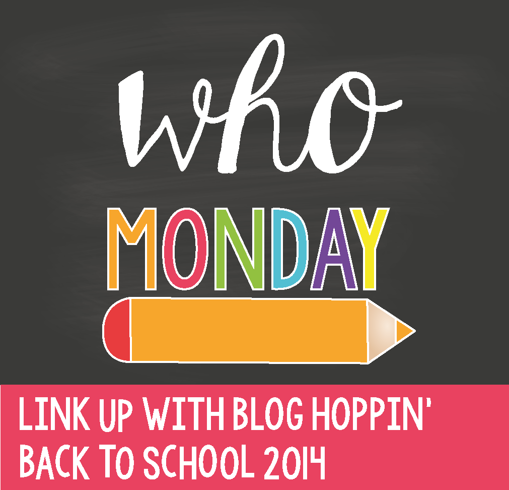 Blog Hoppin' Back To School Linky Header