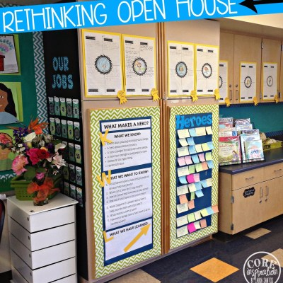 Rethinking Open House