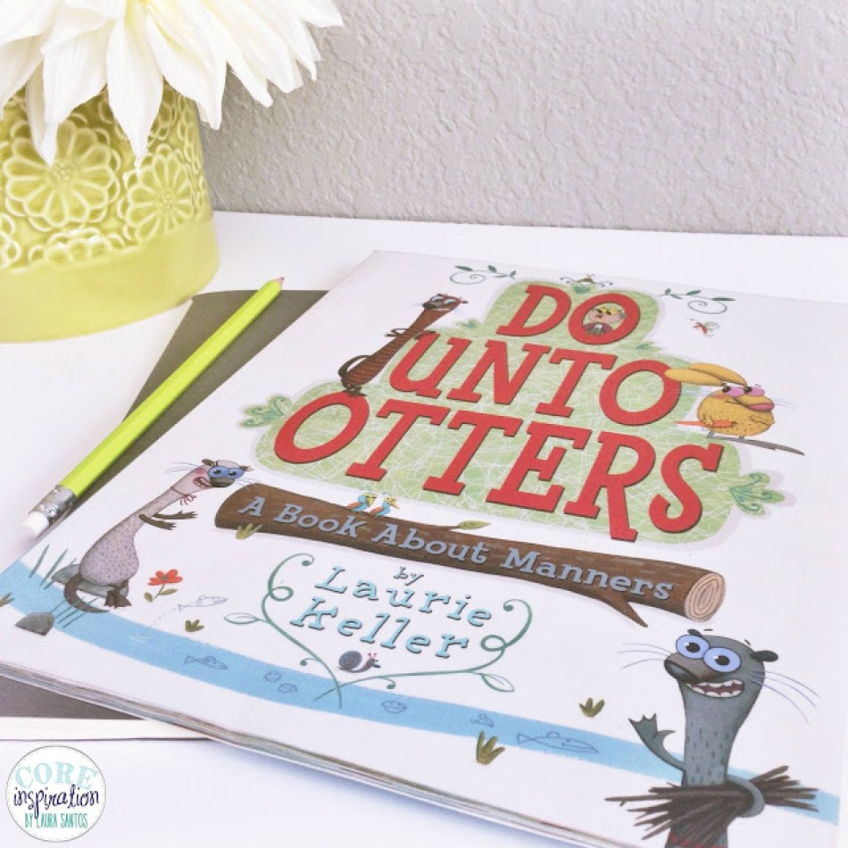 Cover of Laurie Keller's Do Unto Otters