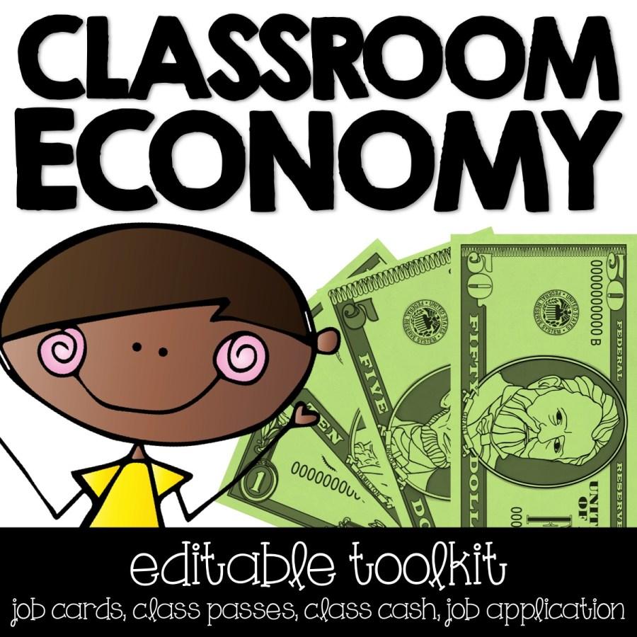 Core Inspiration Editable Classroom Economy Toolkit