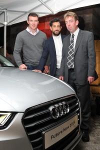Audi Launch 3