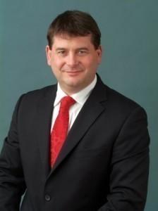 Junior MInister Dara Murphy TD (Cork North Central) of Fine Gael