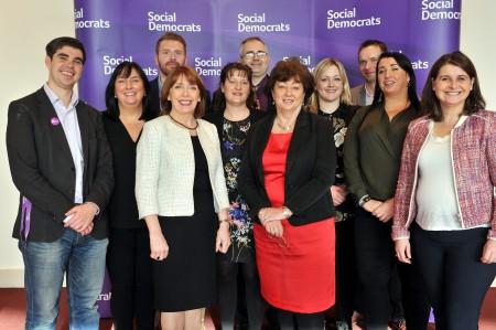 Social Democrats Conference 2016. Pic SHARPPIX