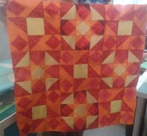 Alison's quilt