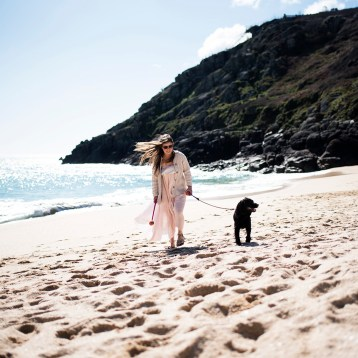 Beat the Ban | Dog Friendly Beaches in Cornwall