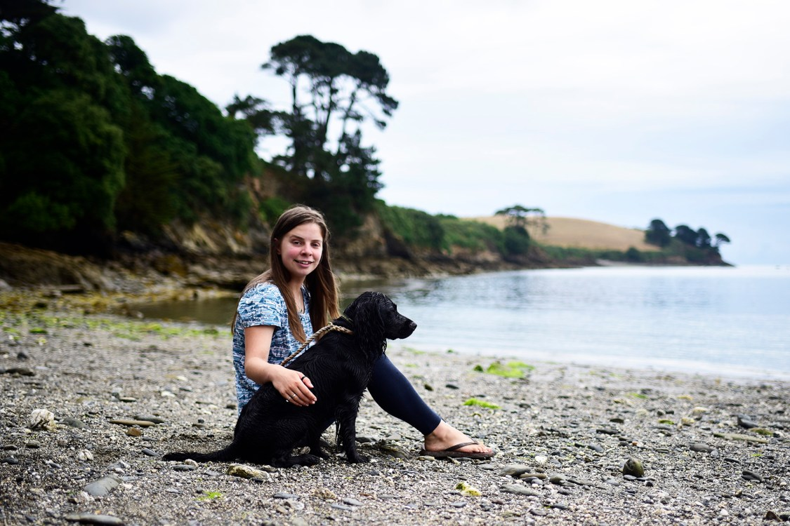 Why We Swapped Back to Plastic Poo Bags | The Cornish Dog
