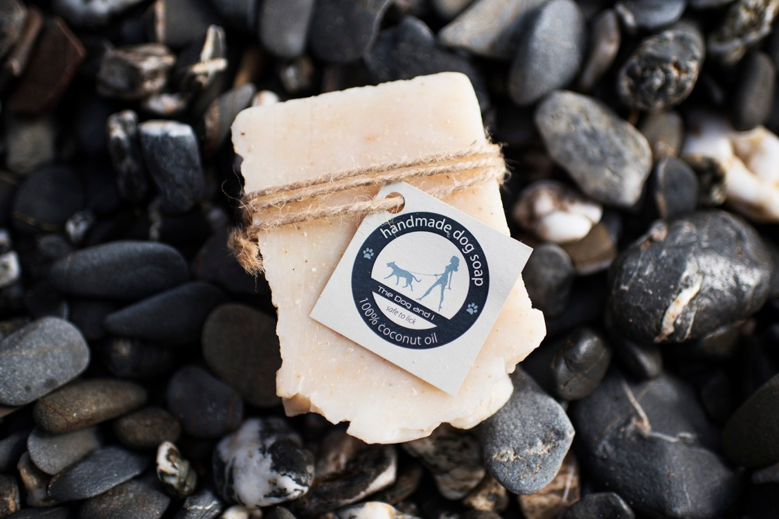 The Dog and I Plastic Free Soap | The Cornish Dog
