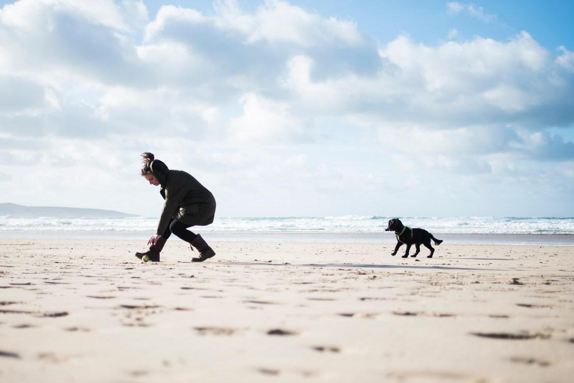 Our Favourite Winter Beaches | The Cornish Dog