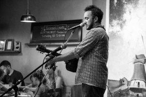 Luke Hawley at Cornucopia Fundraiser