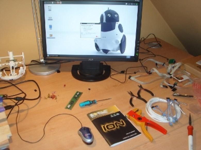 Linux Distribution Qbo Robot