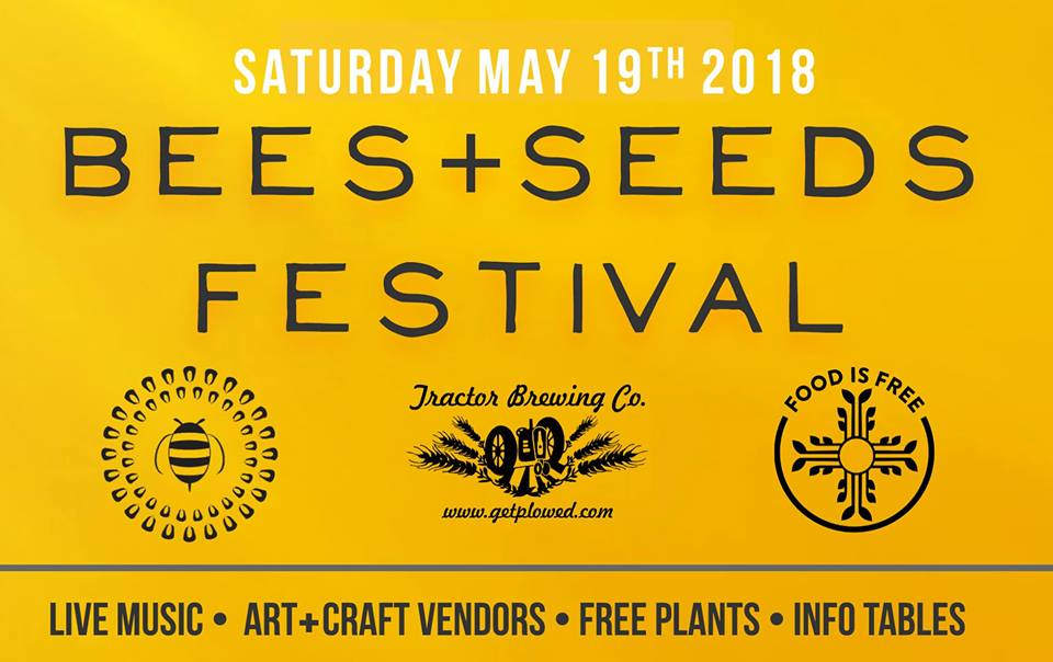Bees + Seeds Festival – ABQ 2018