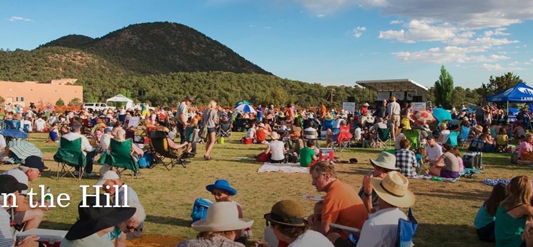 Music on the Hill 2018 Concert Series – St. John's College – Santa Fe, NM