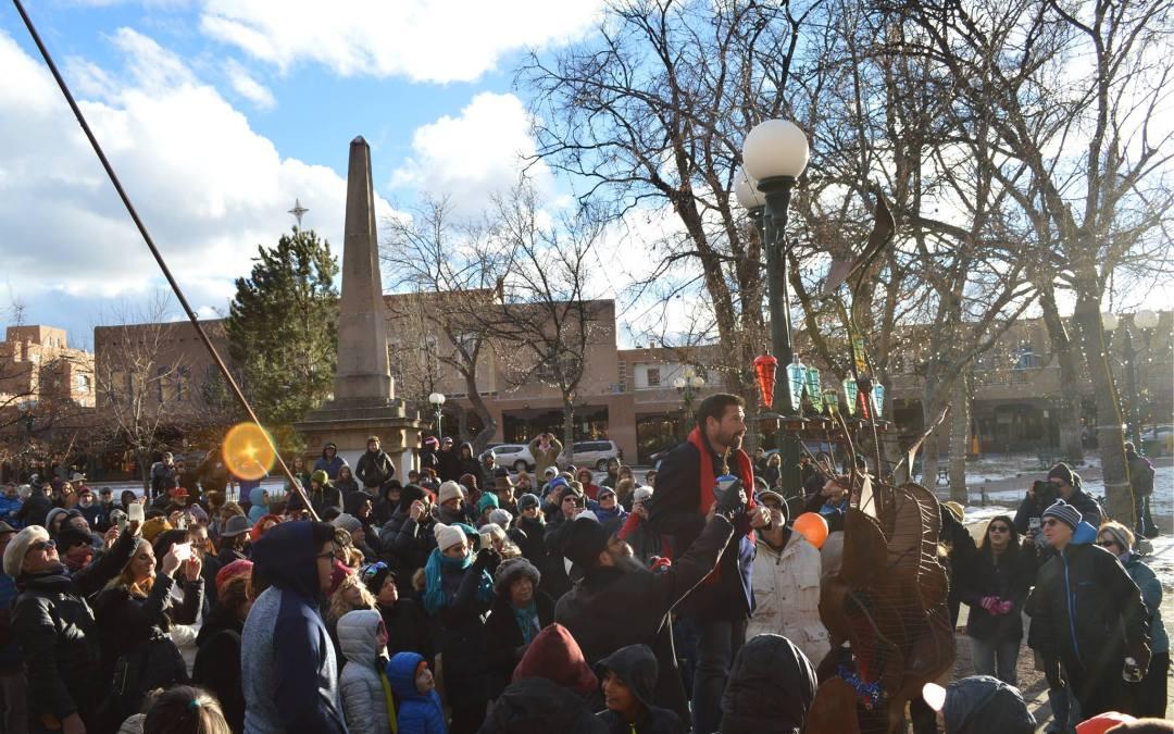 Chanukah on the Plaza! – Santa Fe, NM