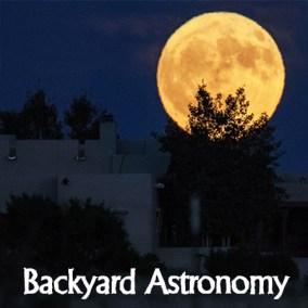 Backyard Astronomy square