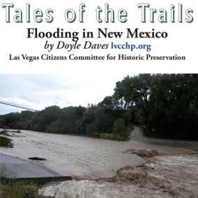 Tales Flooding New Mexico