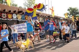 Santa Fe Fiesta 2019 Desfile de Los Ninos