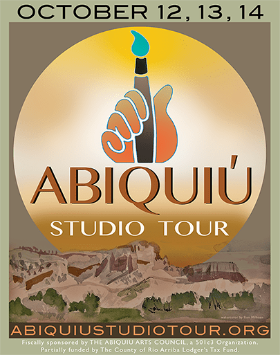 Abiquiu Studio Tour 2019