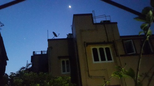 A view of Venus from my place