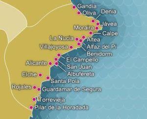 gemeentelijke informatie over documenten aan de costa blanca