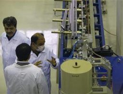 Iranian atomic research