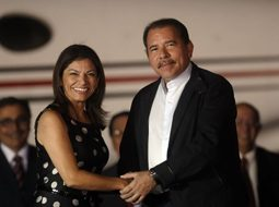 daniel ortega and laura chincilla