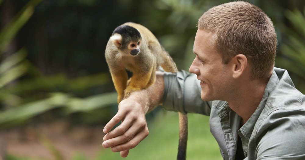 For Junior Zookeepers, Costa Rica Trip Provides Glimpse of the Real Thing
