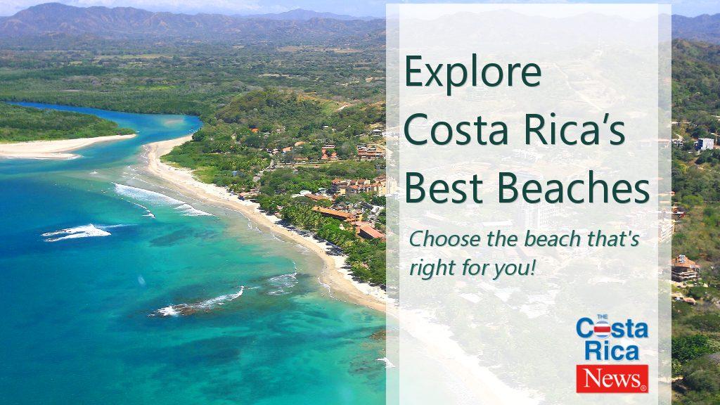 Explore Costa Rica's Best Beaches | TCRN
