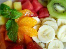 Costa Rican fruits