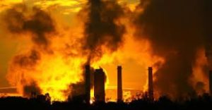 fossil fuel climate change fire