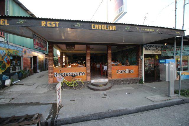 Carolina Restaurant and Cabins Puerto Jimenez